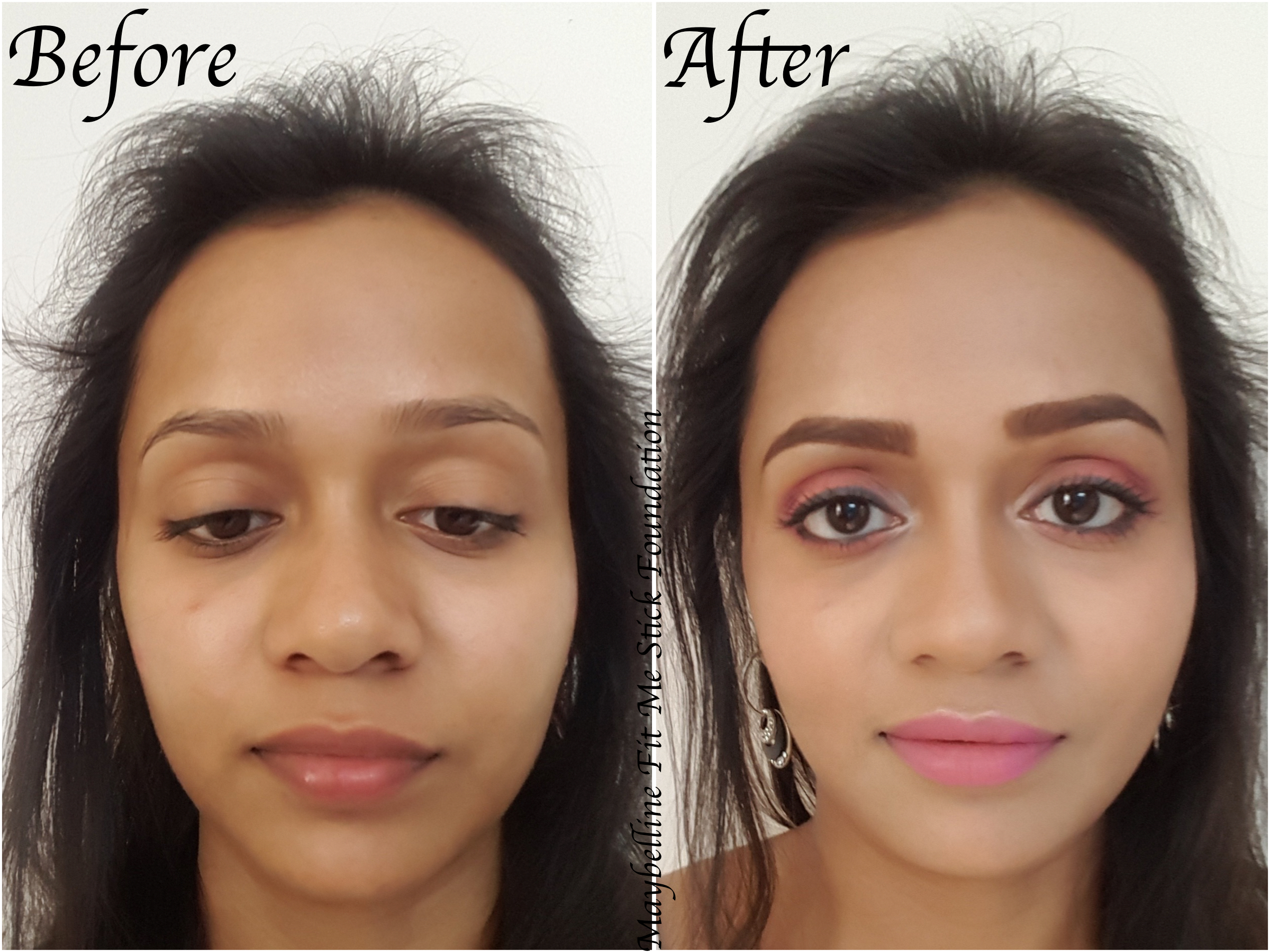 Fashion style Maybelline Sponsored: fit me shine-free foundation review for woman