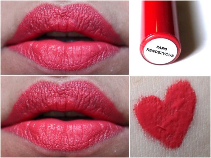 OFRA Long Lasting Liquid Lipstick Paris Rendezvous Review, Swatches MBF Blog