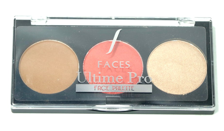 FACES Ultime Pro Face Palette Glow Review, Swatches MBF Blog