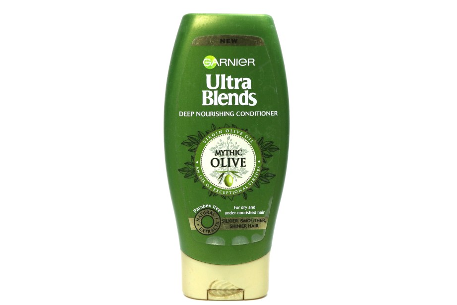 Garnier Ultra Blends Mythic Olive Conditioner Review