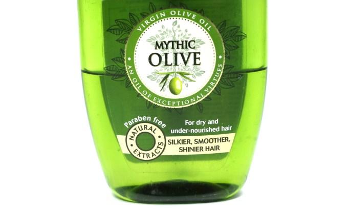 Garnier Ultra Blends Mythic Olive Deep Nourishing Shampoo Review MBF Blog