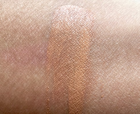 Kryolan SupraColor Shade LE Review, Swatches hand