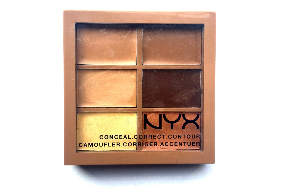 NYX Conceal, Correct, Contour 3C Palette Review, Swatches