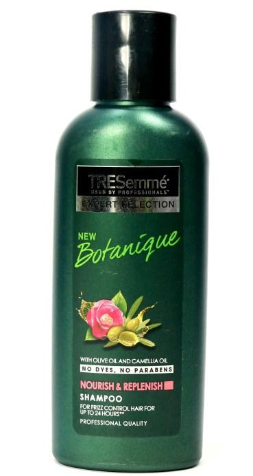 TRESemmé Botanique Nourish & Replenish Shampoo Review Front
