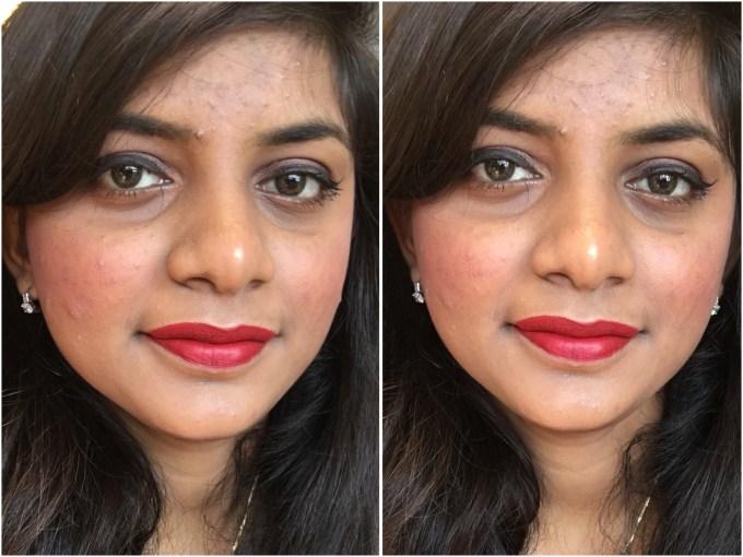 theBalm Meet Matte Hughes Long Lasting Liquid Lipstick Loyal Review, Swatches MBF Makeup Look