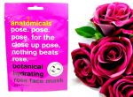 Anatomicals Botanical Hydrating Rose Face Mask Cloth Review