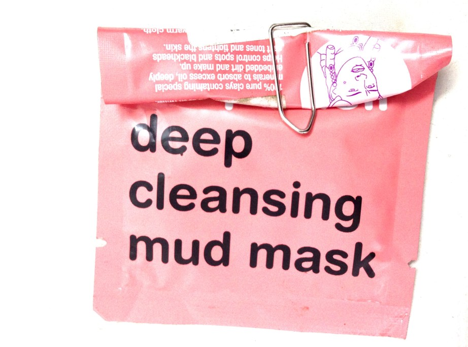 Anatomicals Deep Cleansing Mud Face Mask Review