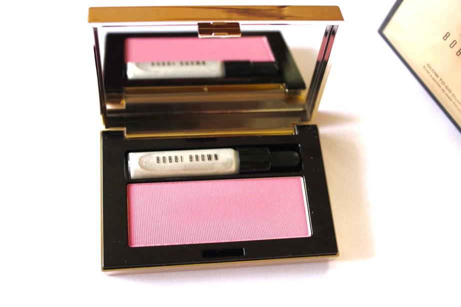 Bobbi Brown Glow To Go Blush & Illuminate Set Review, Swatches