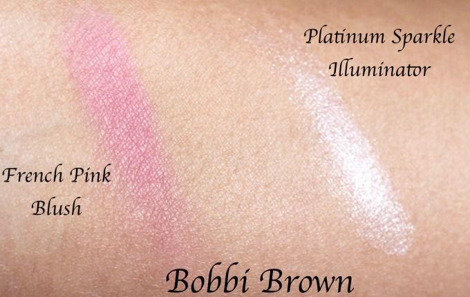 Bobbi Brown Glow To Go Blush & Illuminate Set Review, Swatches Skin