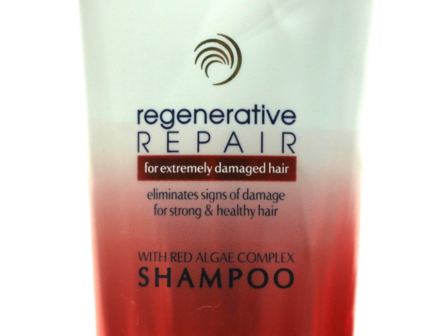 Dove Regenerative Repair Shampoo Review front