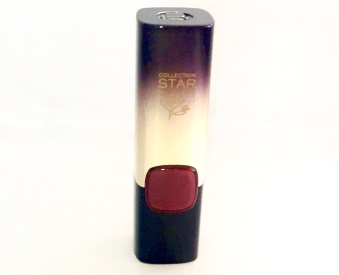 L'Oreal Color Riche Gold Obsession Lipstick Mocha Gold by Eva Review, Swatches packaging