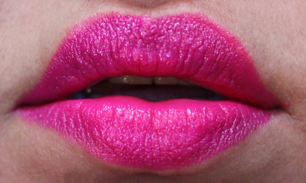 Make Up For Ever Rouge Artist Intense Lipstick 36 Review, Swatches On Lips MBF