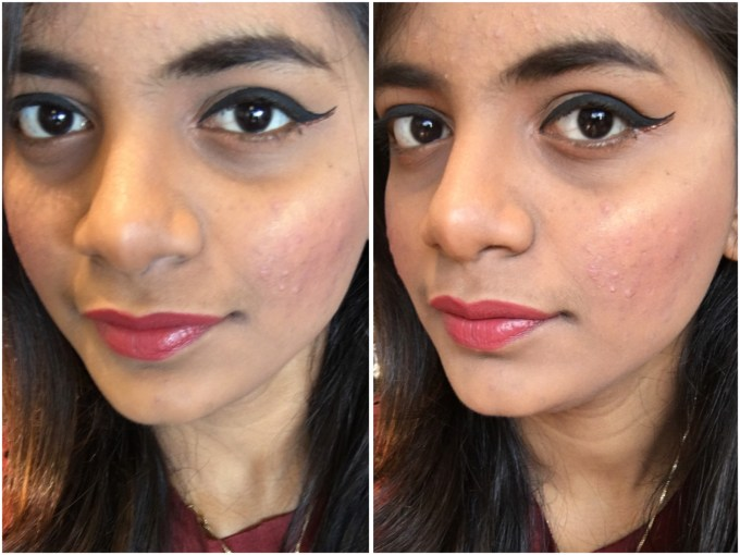 Maybelline V Face Blush Contour Pink Review, Swatches MBF Makeup Look