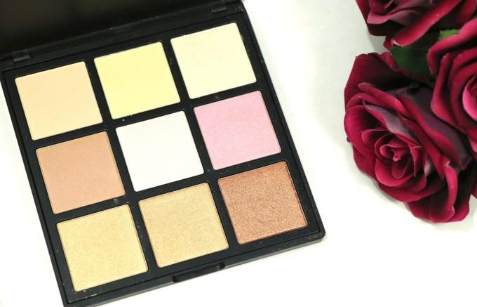 Morphe Deysi Danger Highlight Palette Review Swatches