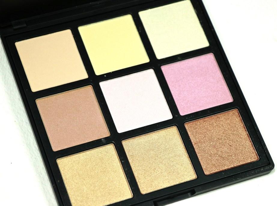 Morphe Deysi Danger Highlight Palette Review, Swatches MBF Blog