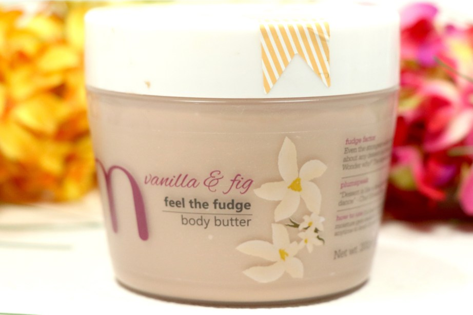 Plum Vanilla & Fig Feel The Fudge Body Butter Review 2