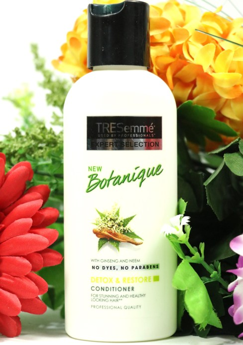 TRESemmé Botanique Detox & Restore Conditioner Review MBF