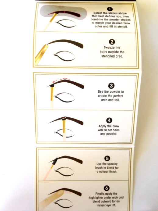 Too Faced Brow Envy Brow Shaping & Defining Kit Review, Swatches glamour guide