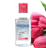 L'Oreal Paris Micellar Water 3 in 1 Review, Demo
