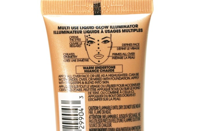 L'Oreal True Match Lumi Liquid Glow Illuminator Highlighter Review, Swatches Guide