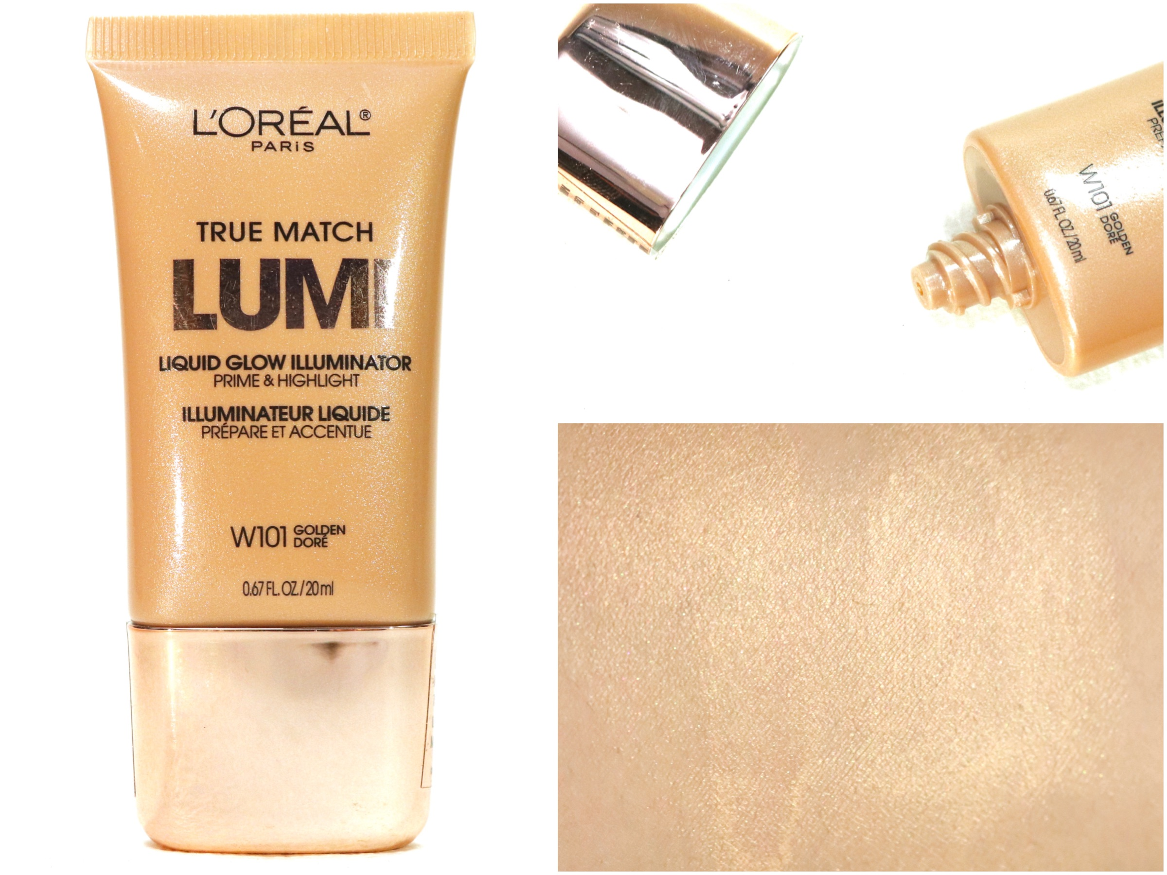 True Match Lumi Glotion Natural Glow Enhancer by L'Oreal #19