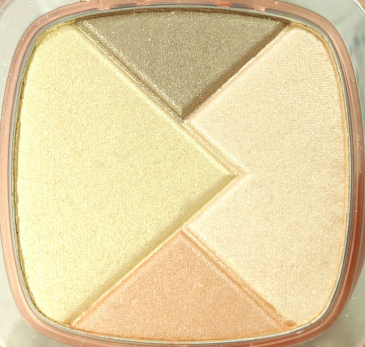 L'Oreal True Match Lumi Powder Glow Illuminator Blush & Highlight Review, Swatches focus