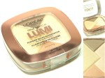 L'Oreal True Match Lumi Powder Glow Illuminator Blush & Highlight Review, Swatches