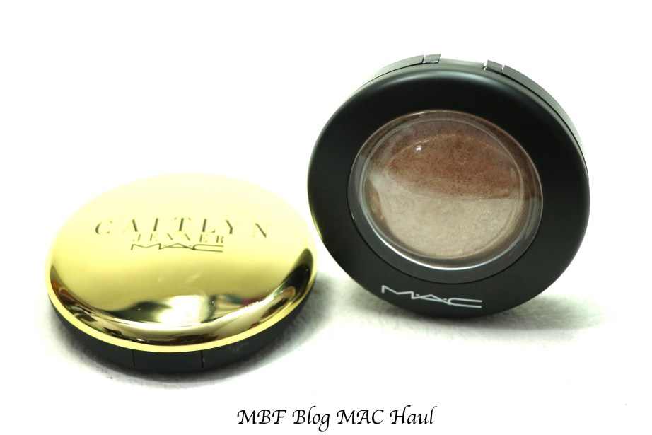 MAC Caitlyn Jenner Buddy Powder Blush Duo (Ltd Edn) MAC Mineralise Skin Finish Soft and Gentle