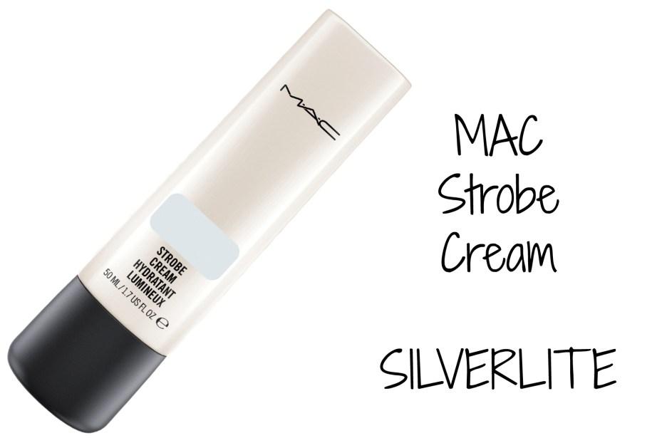 MAC Strobe Cream Silverlite Review, Swatches