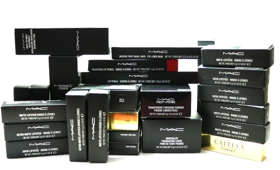 MBF Blog MAC Haul Astha Bansal