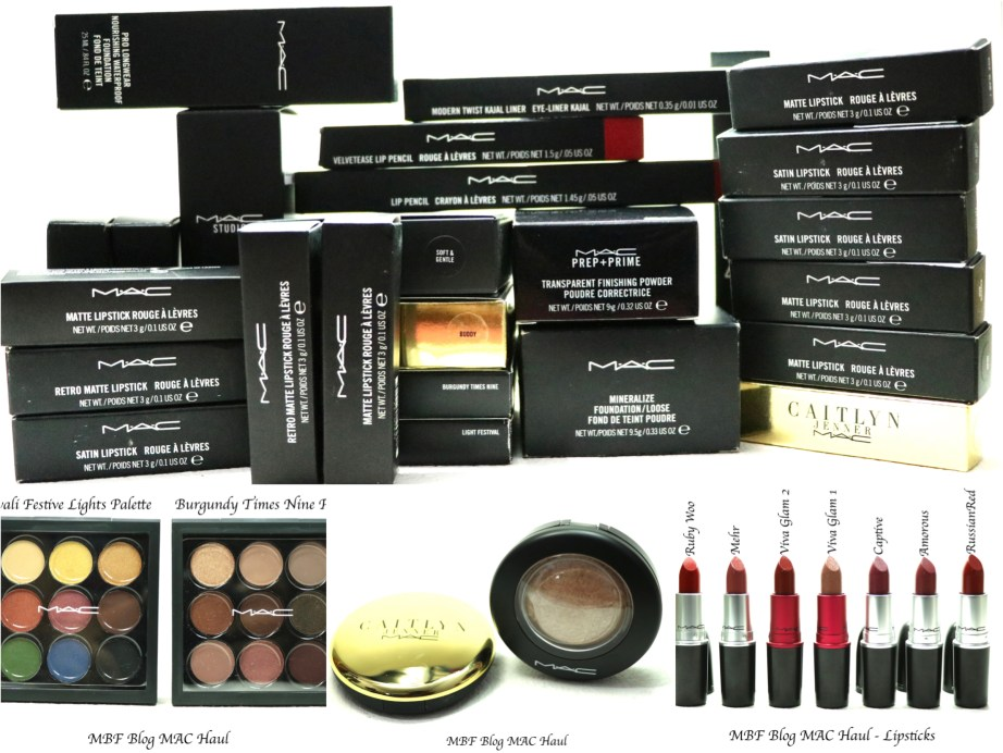 MBF Blog MAC Haul Astha