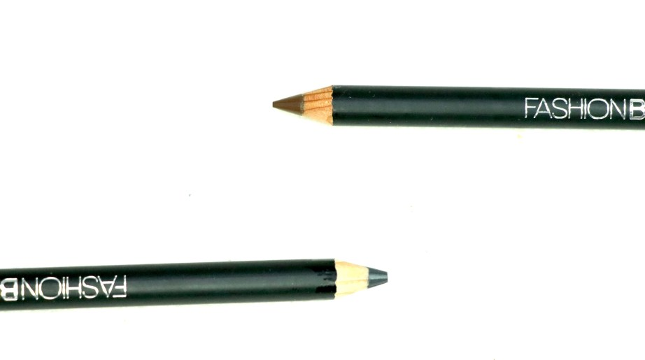 Maybelline Fashion Brow Cream Pencil Brown & Dark Gray Review, Swatches MBF Blog