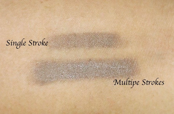 Maybelline Fashion Brow Pomade Crayon Review, Swatches Skin