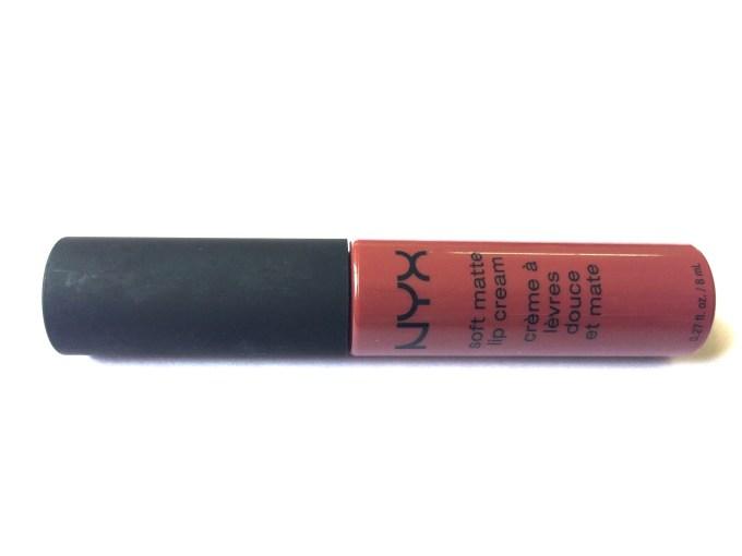 NYX Rome Soft Matte Lip Cream Review, Swatches MBF Blog