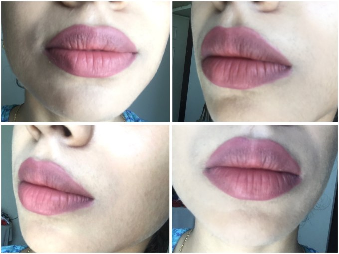 NYX Rome Soft Matte Lip Cream Review, Swatches On Lips MBF