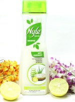 Nyle Naturals Anti Dandruff Shampoo Review