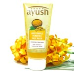 Lever Ayush Anti Pimple Turmeric Face Wash Review