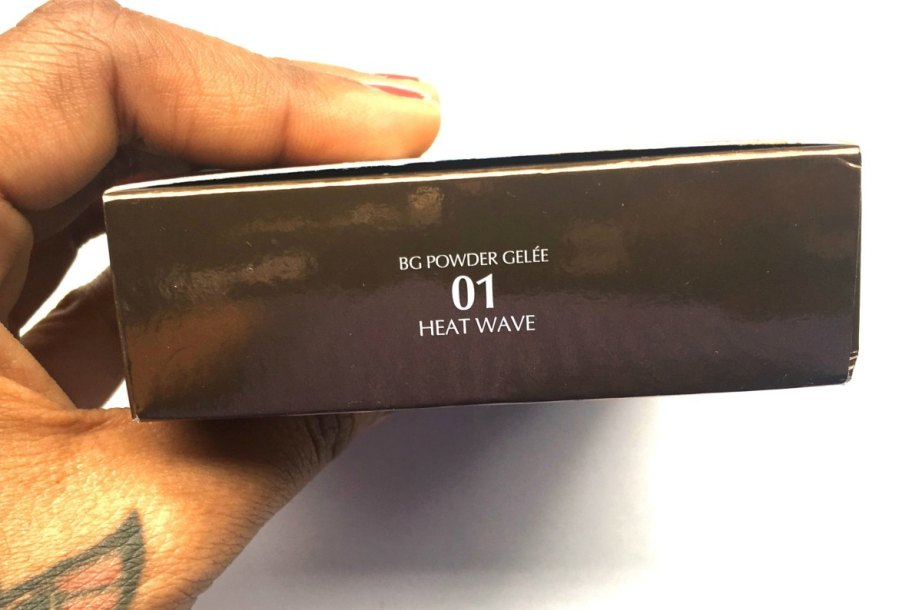Estée Lauder Bronze Goddess Illuminating Powder Gelée Heat Wave Review, Swatches shades
