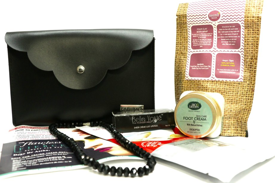Fab Bag August 2017 The Flawless and Fierce MBF Blog