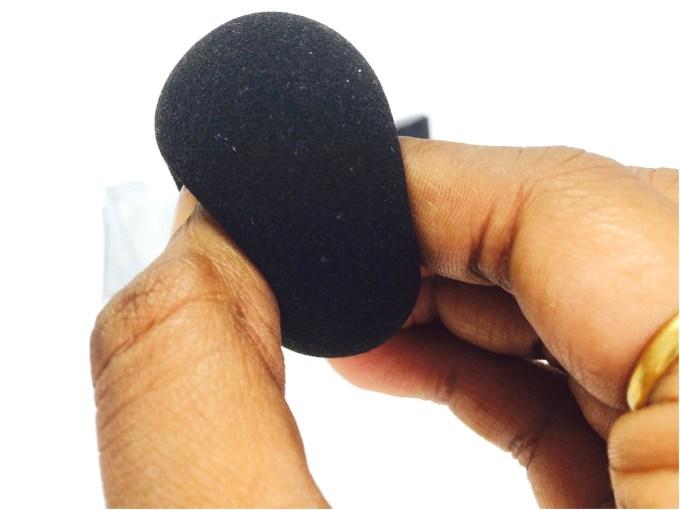 Note Luminous Moisturizing Foundation sponge Review, Swatches