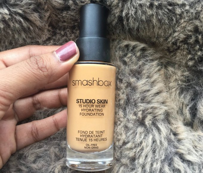 Smashbox Studio Skin 15 Hour Wear Hydrating Foundation Review, Shades, Swatches MBF Blog
