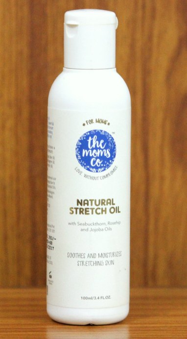 The Moms Co Natural Stretch Oil Review MBF