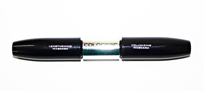 Colorbar Lash Illusion Duo Mascara Review, Swatches, Demo MBF