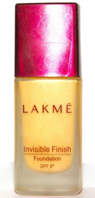 Lakme Invisible Finish Foundation Review, Swatches MBF Blog