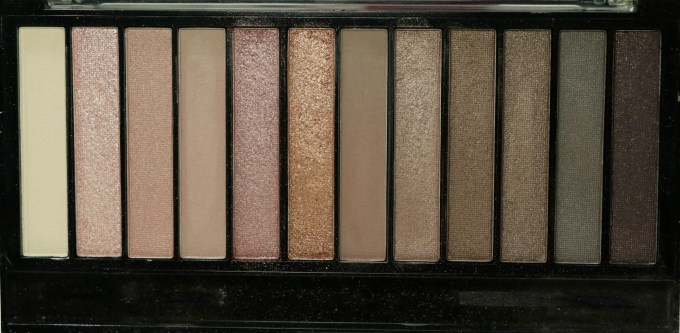Makeup Revolution Iconic 3 Redemption Eyeshadow Palette Review, Swatches Focus