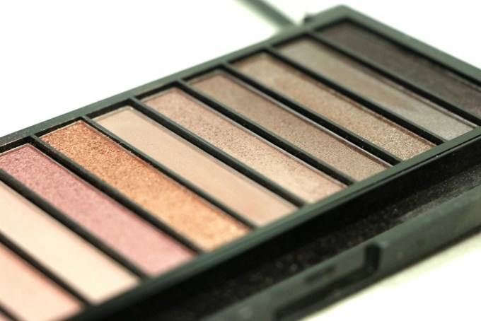 Makeup Revolution Iconic 3 Redemption Eyeshadow Palette Review, Swatches MBF Blog