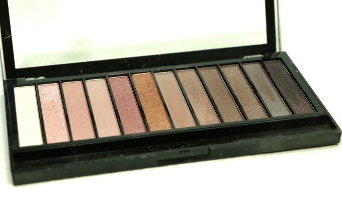 Makeup Revolution Iconic 3 Redemption Eyeshadow Palette Review, Swatches
