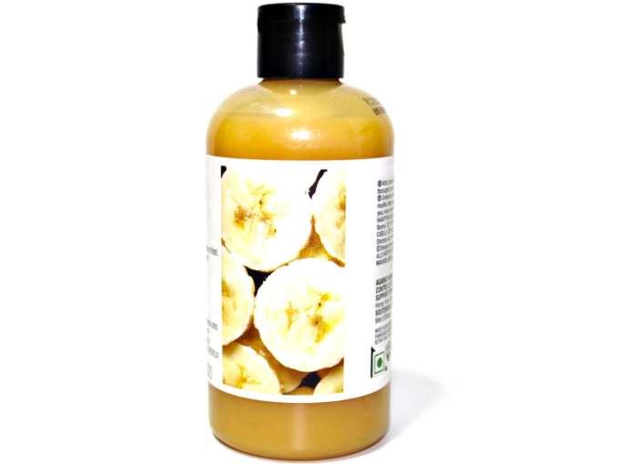 The Body Shop Banana Shampoo Review blog MBF