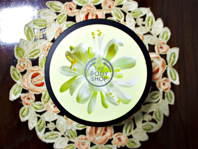 The Body Shop Moringa Softening Body Butter Review MBF Blog