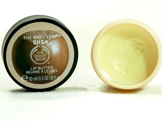 The Body Shop Shea Lip Butter Review MBF Blog